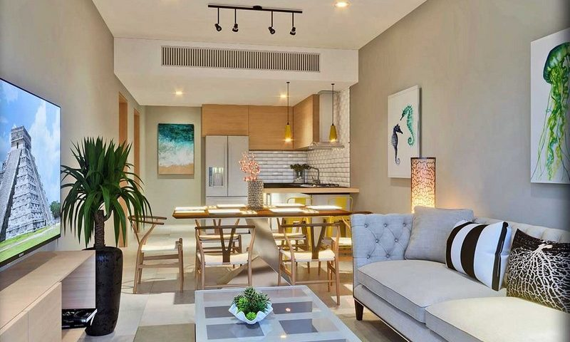 brand new condos for sale in playa del carmen, mexico